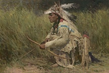 Native American Archery / by Don RedFox