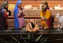 Christmas  and Nativities / by JG D