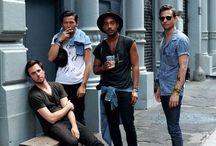 My best men style / Street fashion.  / by Ebru Çokduygulu