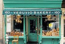 De Coeur Bakeshop / Bakeshop inspiration for Decoeur Bakery / by MINT DESIGN