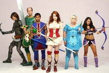 Geeky & Otaku / Anime, pop & sub cultures, horror, movie, music, and video games / by April Roberts