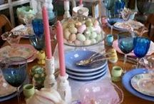 Spring Table / by Laurie Sisson