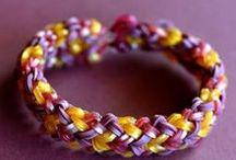 Bracelets / by emilie droo
