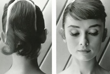Audrey / ''You're not exotic, but so hypnotic.'' / by Honey Marshmallow