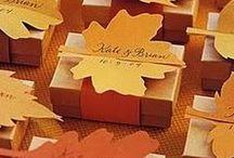 Autumn Weddings / by Brocket Hall