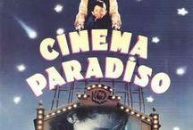 cinema=paradiso / by Rosa Ortega