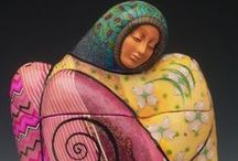 Poly Clay inspirations / by Karen Snowden
