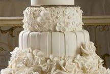 Wedding cake / by Angela Terriberry