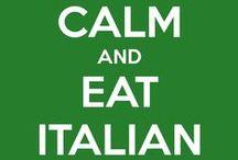 Italian food / by Angela Terriberry
