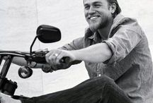 Charlie Hunnam / Sexiest man ever!!!!!  / by Jessie Taylor