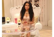 Nicki Minaj / by Kelly Thomas