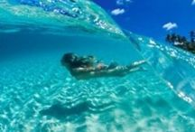 CRYSTAL CLEAR • / by AWESOME