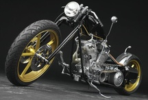2 wheels / by Archie Gillies
