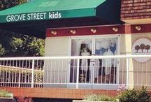 A New Grove Street Kids / Our new location on Shattuck Avenue... / by Grove Street Kids