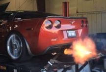Corvettes / America's Sports Car / by Corvette Mods LLC