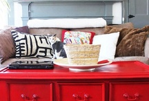 Color Me: Fire Engine Red / by decorBase