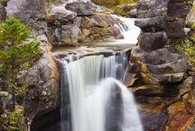 Waterfalls / by julie jordan