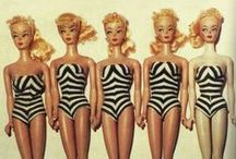 Barbie dolls I love them all / by CATHIE SUMMERS