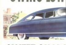 Classic Cars / Magazine Advertisements featuring Classic Cars! Nash, Oldsmobile, Packard, Pontiac and Studebaker. Enjoy these vintage ads! Remember to visit www.magazine-advertisements.com to view, download, or print the Full-Size image! / by Advertisement Gallery