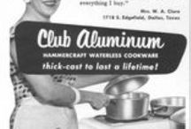 Club Aluminum Products / Magazine Advertisements featuring Club Aluminum Products! Enjoy these vintage ads! And remember to visit www.magazine-advertisements.com to view, download, or print the Full-Size image! / by Advertisement Gallery