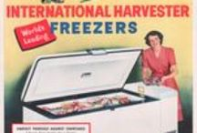 International Harvester Refrigerators - Freezers / Magazine Advertisements featuring International Harvester Refrigerators - Freezers! Enjoy these vintage ads! And remember to visit www.magazine-advertisements.com to view, download, or print the Full-Size image! / by Advertisement Gallery