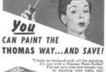 Paint and Varnish / Magazine Advertisements featuring Paint and Varnish! DuPont, Dutch Boy and more! Enjoy these vintage ads! Remember to visit www.magazine-advertisements.com to view, download, or print the Full-Size image! / by Advertisement Gallery