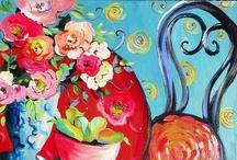 Art Inspiration / by Violet April