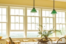 WINDOW IDEAS / Share with us your ideas of beautiful, designed windows and we will share ours  ~NO SPAM~ ««Enjoy & Happy Pinning»» / by Anlin Window Systems