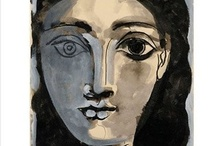 Picasso head of a woman / by Koeno Jansen