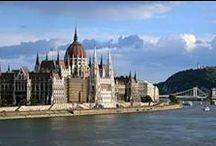 Beautiful Budapest / by Laura Hudson