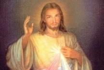 Meu bom Jesus / my heart and soul....love you / by Filomena Penland
