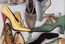 Kick up your heels / by Filomena Penland