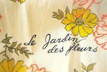 Fleurs & Jardins / by Janice G. Fremolaro