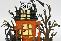 Cards - Halloween / by Barb B.