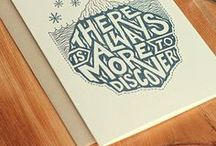 Tales of Typography / Bring beautifully written words to life. / by Integrity