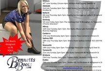 Bennetts Boots News / Updates of whats happening at Bennetts Boots, designer wide calf boots / by Bennetts Boots Widecalfboots