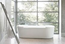 Home Interiors - Bathrooms / Bathrooms I swoon over.... / by James Anderson