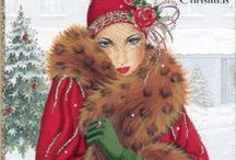 Christmas Time / Things I love about Christmas / by Peta-Ann Frestle