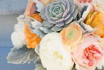 Wedding Flowers / Wedding flowers including ceremony decor, centerpiece designs, personal bouquets and more! / by The Designer @Carl Alan Floral Designs