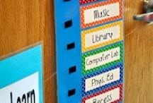 Classroom Organization / by Jeanette Rivera