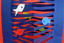 Child Art Ideas / by Jeanette Rivera