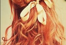 Hair & make-up  / by Sofia Lithén