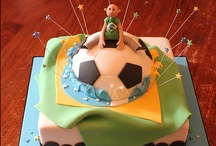 Soccer Party / Fun ideas for a soccer-themed party! Check out our Soccer Crafts & DIY Projects Board to create your own centerpieces & party gifts / by Soccer605