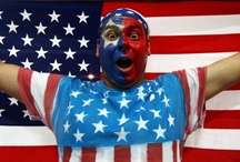 Soccer Fandom, Face Painting & Mascots / Looking for inspiration on how to show your support for the team?  AMERICAN OUTLAWS & More! Check out these 12th man designs! / by Soccer605