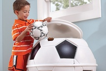 Soccer Gift Ideas for Kids / Looking for ideas for kids who love soccer? Check these out! / by Soccer605