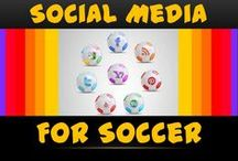 Soccer Marketing & Social Media / Using technology and social media to grow the sport of soccer! / by Soccer605