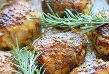 Recepten kip / by Carro De jong