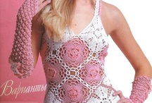 crochet dresses,skirts / by Eliza Laza