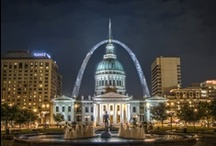 My Hometown, My State:  St.Louis, Missouri / by Sue McGuire Moseley