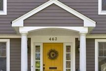 Front Doors / by Diane H